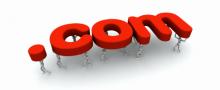 .com domain név