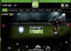 Coerver Weboldal