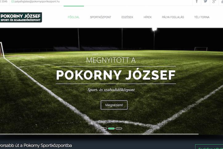 Pokorny József Sportközpont