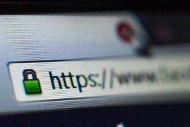 SSL tanúsítvány a címsorban