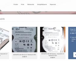 Webáruház termékek