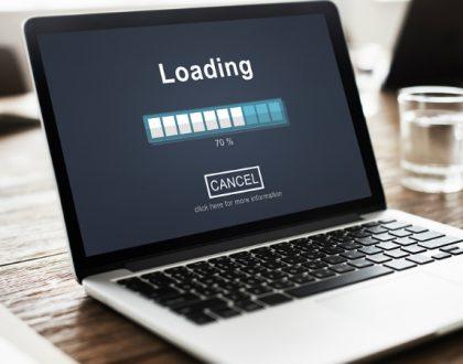 Weboldal sebesség