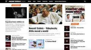 Magyar Teátrum Online